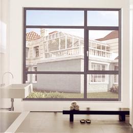 高品质防蚊阁莱平开窗