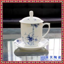 批发骨瓷茶杯 景德镇高白瓷茶杯 定制陶瓷办公茶杯