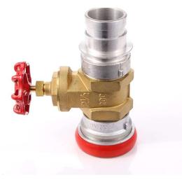 快速水带止水器 高压消防止水器消防车 水带专用
