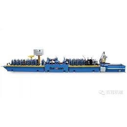 供应佛山百冠BGG30-100不锈钢焊管机制管机焊管机组缩略图