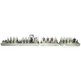 佛山百冠不锈钢异型管焊管机制管机焊管机组制管机械万博manbetx官网登录
