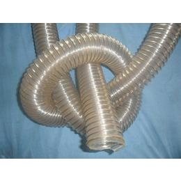优质大口径PU钢丝软管   有现货   发货快