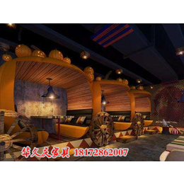江西时尚餐厅卡座沙发会所酒店卡座火锅店卡座订做