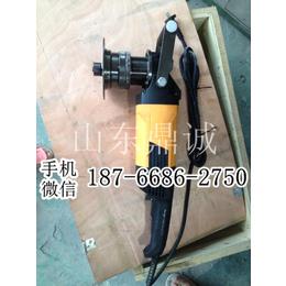 百色ISE-15多功能管板坡口机 六档可调钢管钢板切削加工