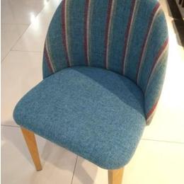 现代简约休闲餐椅 软包单人椅子酒店餐厅椅 电脑办公椅批发缩略图