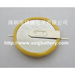 3V电池CR2025带线带插头及焊脚电池
