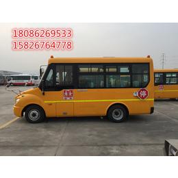 东风超龙幼儿小学生校车19座价格原厂生产