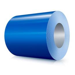 海州区0.6mmPE聚酯509宝钢灰上海宝钢彩钢卷缩略图
