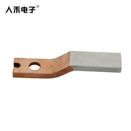 人禾RHI直销****T2紫铜连接导电铜铝排电源导电排