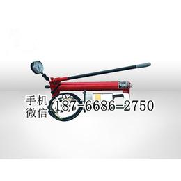 辽宁鞍山整体式液压螺帽破切器 螺母劈开器 一体式螺母剖切器
