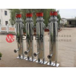 上海庄昊供应空气加热器支持非标定制工厂直销质优价廉