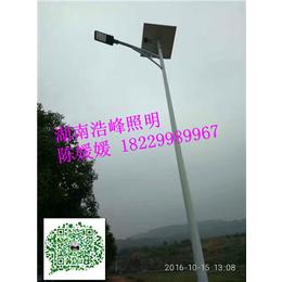 湖北仙桃LED太阳能路灯厂家襄阳新农村太阳能路灯直销