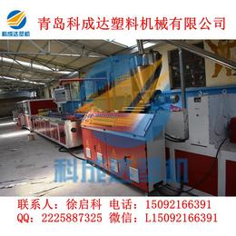 PVC踢脚线机械qy8千亿国际
