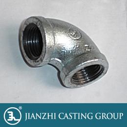 建支国标管件燃气管件镀锌丝接玛钢管件