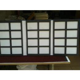 生态板样本册碳钢门色卡橱柜板材样册