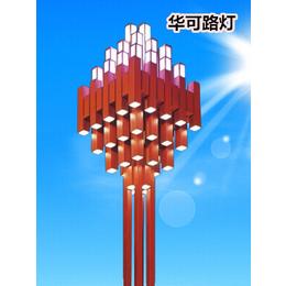 华可厂家直销4米led景观灯颜值高专业快速