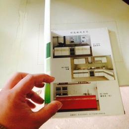 厂家制作铝塑板色卡 橱柜色卡 真石漆色卡 可定制