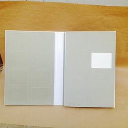 橱柜台面色卡复合门板色板样册