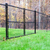 PVC勾花网围栏-球场防护网-厂房隔离勾花网-拳击围栏网缩略图3
