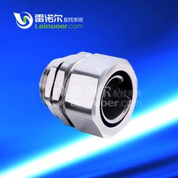 供应厂家直销雷诺尔LNE-DPB不锈钢端式接头 304端接