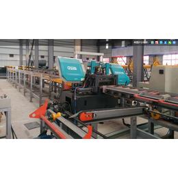 供应厂家直销数控钢筋锯切套丝生产线 钢筋锯切机 钢筋套丝机