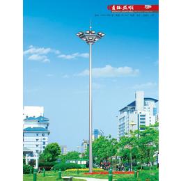 高杆灯制造_祥霖照明农村亮化建设_20米高杆灯制造商
