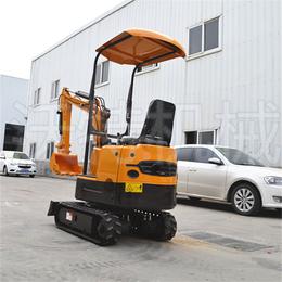 河南卓越的多功能农用小型挖掘机 座驾式挖机的市场