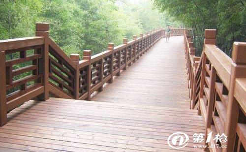 江西防腐木生产厂家