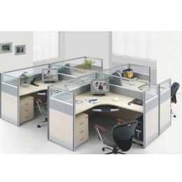 办公屏风桌多人办公桌b
