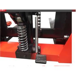 搬運設備01B02H001-04窄腿鍛打式手動堆高車