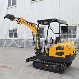 福建微型挖掘机经久耐用 路面专用小挖机
