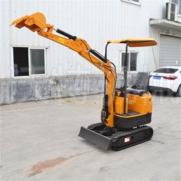 广东微型挖掘机品质优良 品牌直销路面小挖机