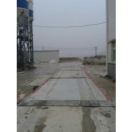 芜湖100吨地磅12米长分3节