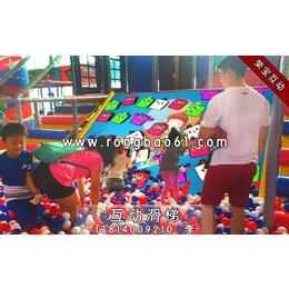 互动投影滑梯-儿童小滑梯-大型滑梯游戏缩略图