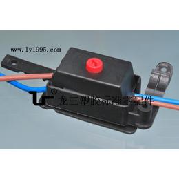 012两位接线盒配红螺丝 东莞龙三厂家大量供应的热销产品