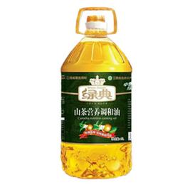 山茶营养调和油 5L