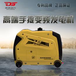 3KW静音汽油发电机SAW3000I