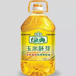 绿典茶油 玉米胚芽调和油 5L