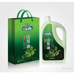 绿典茶油 纯正山茶油 3L