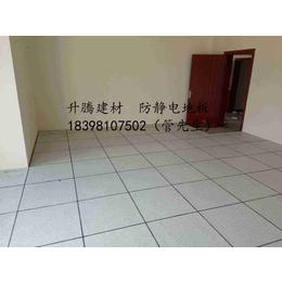 苍溪防静电地板 HDG.600.30.Q.D 纺织车间地板