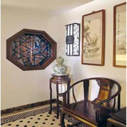 家宅室内全套设计装饰样板房案例