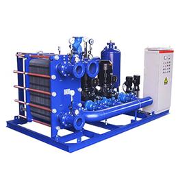 水水板式换热机组的主要特点