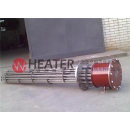 上海昊誉机械不锈钢法兰式加热器支持非标订货 质优价廉