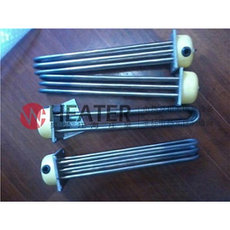 上海昊誉机械不锈钢方型法兰电热管支持非标订货 质优价廉