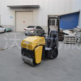 高配置座驾式小型压路机 特价小型振动手扶压路机