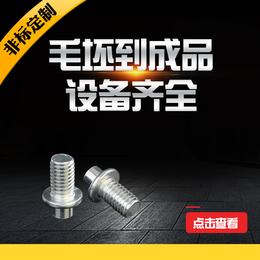 温州厂家定制拉槽开口销非标平头不锈钢带孔销子车加工销轴