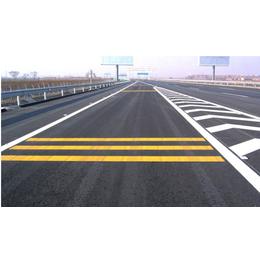 北京朝阳区专业划车位线 道路标线 停车场划线