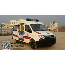 广西东风救护车改装东风御风救护车厂家报价