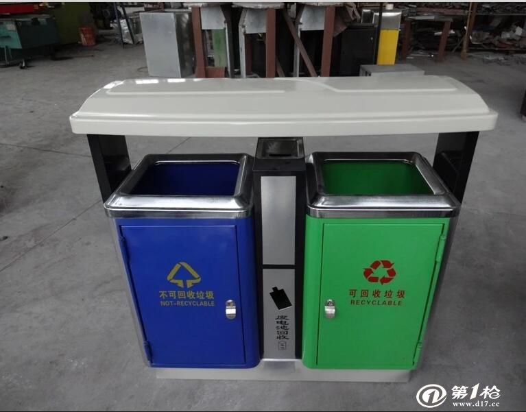 户外定制防腐木垃圾桶,幼儿园分类垃圾桶,垃圾桶品牌生产厂家,振兴