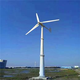 晟成家用5000W风光互补低转速永磁风力发电机开启风能新时代